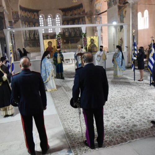 Συμμετοχή του Λυκείου Ελληνίδων Βέροιας στον εορτασμό της Εθνικής Παλιγγενεσίας