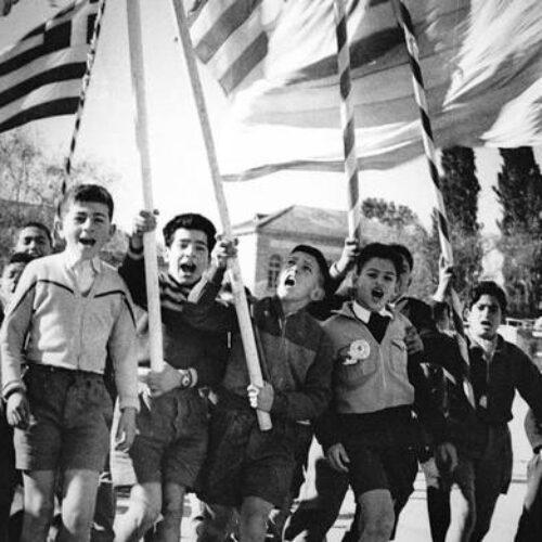 """Εκδήλωση τιμής για τον αντιαποικιακό αγώνα της Κύπρου απο τη """"Χριστιανική"""""""