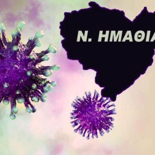 Κορωνοϊός - Ημαθία: 3 νέα κρούσματα. Συγκριτικά στοιχεία με άλλες περιοχές (Δευτέρα, 1 Μαρτίου)