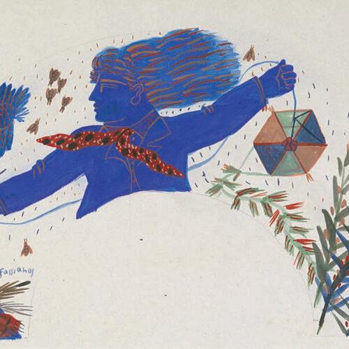 Πίνακες χαρταετών ελλήνων ζωγράφων