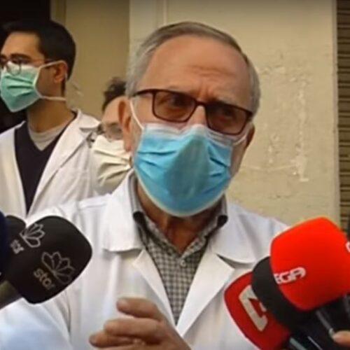Ηλίας Σιώρας: Δεν μπορεί να πεθαίνει κόσμος, ενώ στα 500 μέτρα υπάρχει άδειο κρεβάτι και να ζητάνε 1.700 ευρώ τη βραδιά!