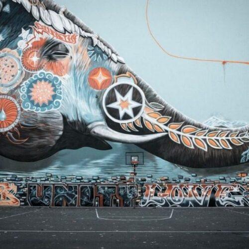 Εντυπωσιακά graffiti της Ευρώπης