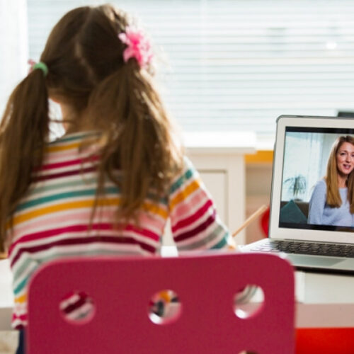 Τα παιδιά μας έμπαιναν για τηλεκπαίδευση και η CISCO στη ζωή μας