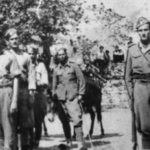 Θερμοπύλες 1943: Η άγνωστη μάχη του ΕΛΑΣ με τους Γερμανούς