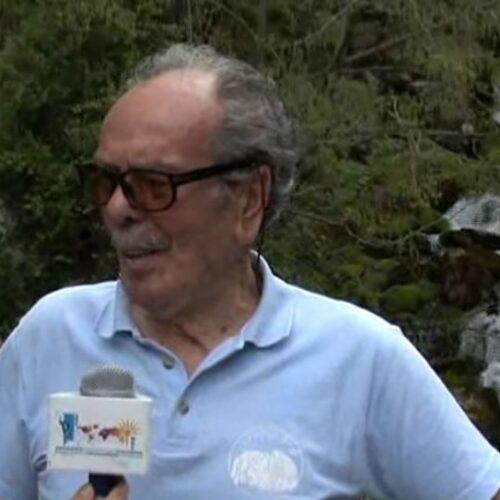 """Σωτήρης Μασταγκάς: """"Στη μνήμη του Κώστα Ζολώτα - Για ποιες κορυφές κίνησες να πας;"""""""