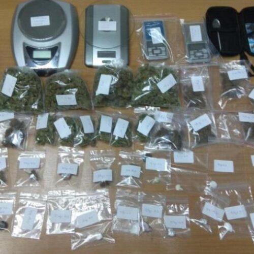 Κατερίνη: Συνελήφθη γυναίκα για διακίνηση ναρκωτικών ουσιών