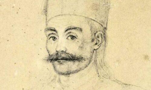 """Διαδικτυακή παρουσίαση βιβλίου στον ΙΑΝΟ: Παντελής Μπουκάλας """"Το μάγουλο της Παναγίας. Αυτοβιογραφική εικασία του Γεωργίου Καραΐσκάκη"""""""