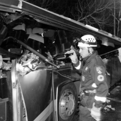 Σήμερα η μαύρη επέτειος της τραγωδίας στα Τέμπη - 21 μαθητές από το Μακροχώρι Ημαθίας είχαν χάσει τη ζωή τους