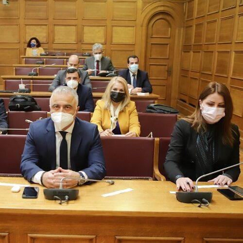 Μέλος της Προανακριτικής Επιτροπής της Βουλής για την υπόθεση Παππά, ο Λάζαρος Τσαβδαρίδης