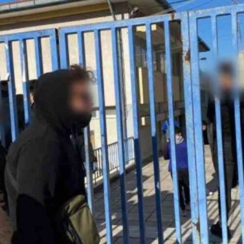 Self tests: Κατάληψη σε λύκειο στον Εύοσμο / Παρέμβαση εισαγγελέα στους αρνητές, ζητά αυτόφωρο