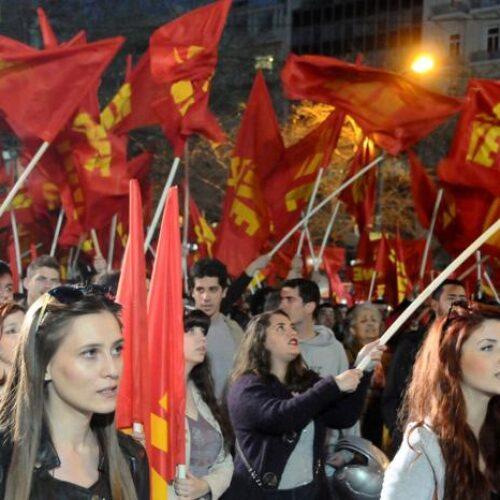 """""""KKE: Αποδομεί τους έξι μύθους του Κωστή Χατζηδάκη για το εργασιακό"""" γράφει η Μαρία Μητσοπούλου"""