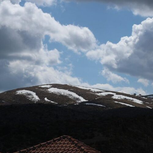 Σέλι: Η άνοιξη αγωνίζεται με πείσμα να διώξει το χειμώνα