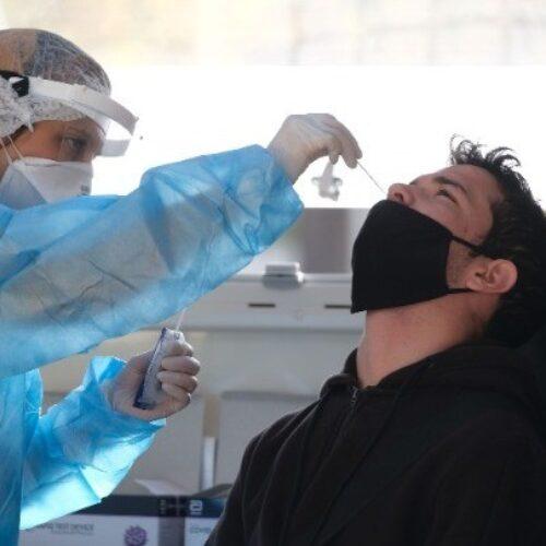 Βέροια: Αισιόδοξα αποτελέσματα από τα 250 rapid test στην Πλατεία Ωρολογίου