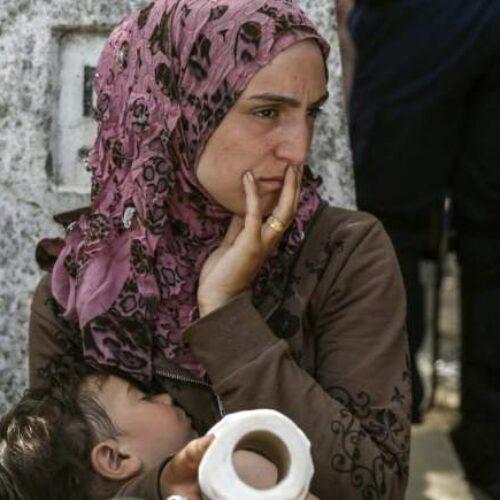 """Πανελλήνια Ημέρα Προσφύγων - Κούλα Αδαλόγλου """"Κάμερα"""""""