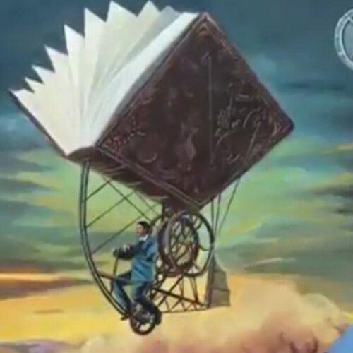 """Το βιβλίο πύλη γνώσης, όπλο αντίστασης στην κυριαρχία της """"φτηνής"""" πληροφόρησης"""