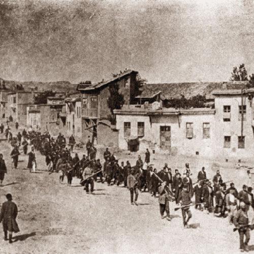 """""""24η Απριλίου. Ημέρα μνήμης για τους απανταχού Αρμενίους ανά τον κόσμο"""" γράφει ο Γιώργος Τροχόπουλος"""