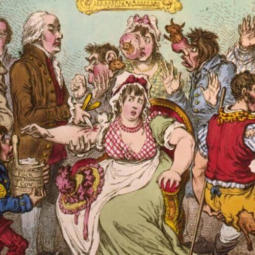 """""""Φόβοι για τα εμβόλια: μία ιστορία που πάει αιώνες πίσω"""" γράφει ο Δημήτρης Παπακυριακού"""