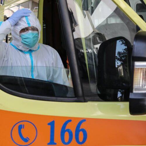 Πανδημία: Νέο αρνητικό ρεκόρ 837 διασωληνωμένων, 2411 τα νέα κρούσματα, 67 οι θάνατοι
