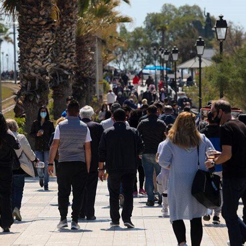 Κορωνοϊός: Νέο ρεκόρ οι 847 διασωληνωμένοι - 78 θάνατοι,1.607 τα νέα κρούσματα