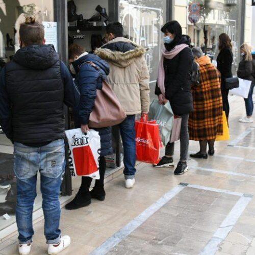 Με «ανυπακοή» απαντά ο Εμπορικός Σύλλογος Πάτρας στα κλειστά καταστήματα