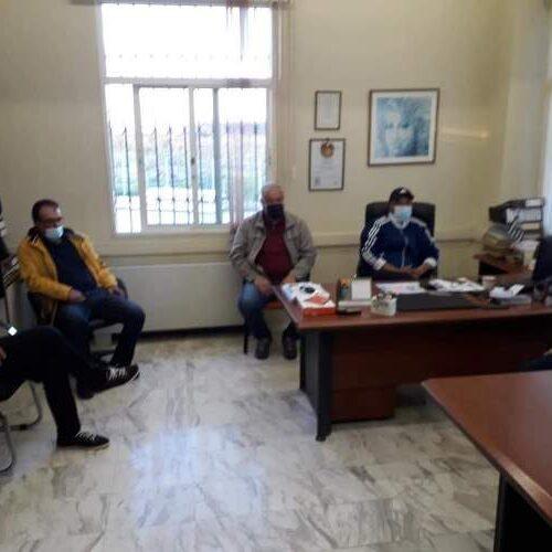 Αγροτικός Σύλλογος Νάουσας: Συνάντηση για τα μη ικανοποιητικά πορίσματα του ΕΛΓΑ και αναπλήρωση του χαμένου εισοδήματος