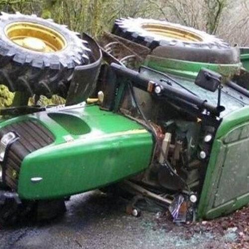 Νέα Ζίχνη: Θανάσιμος τραυματισμός 46χρονου αγρότη ύστερα από ανατροπή τρακτέρ