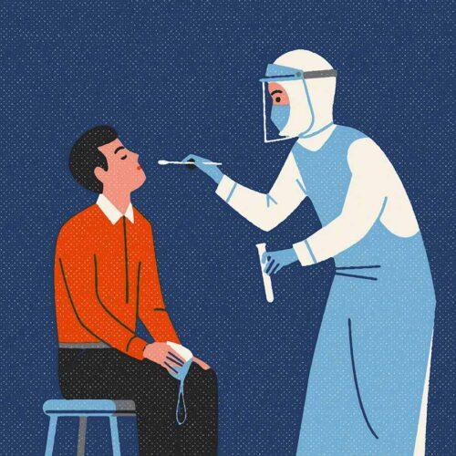 Γαλλική Ακαδημία Ιατρικής: Προσοχή με τα self tests