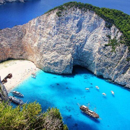 Τα 15 ελληνικά νησιά που προτείνει η Daily Telegraph για διακοπές - Η Ζάκυνθος στην κορυφή