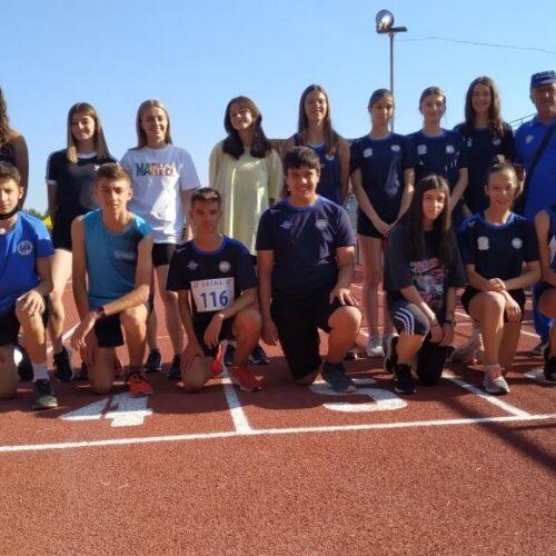 Δεκαεπτά μετάλλια οι νεαροί αθλητές του Βικέλα Βέροιας στο διασ/κο πρωτάθλημα στίβου της κατηγορίας Κ-18