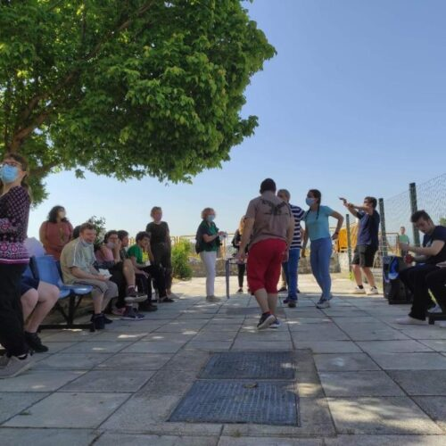 """""""Τα Παιδιά της Άνοιξης"""" στο ΕΕΕΕΚ Αλεξάνδρειας / Ευχαριστήριο του Συλλόγου διδασκόντων"""