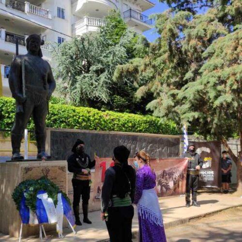 Ολοκληρώθηκαν οι εκδηλώσεις μνήμης της Εύξεινου Λέσχης Βέροιας