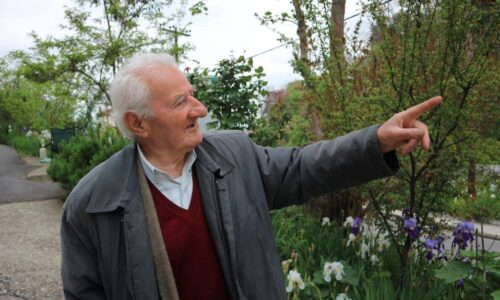 "O Γιώργος Χαιρόπουλος και ο ""κήπος του δρόμου"" - Ένας ακούραστος, συνειδητοποιημένος πολίτης / Συνέντευξη"