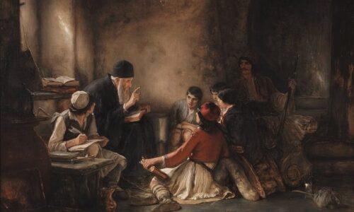 """""""Ο Ιερός Κλήρος στην Επανάσταση του 1821 - Ο Οικουμενικός Πατριάρχης Χρύσανθος"""" / Ιστορικό αφιέρωμα στην Pella tv"""