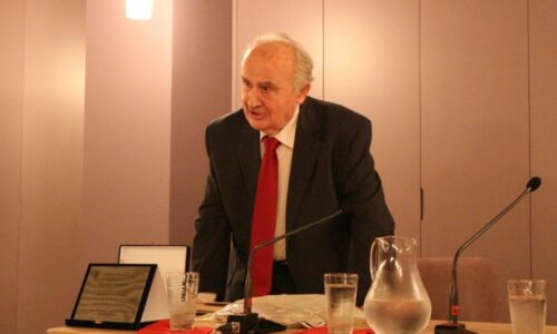 Γιώργος Χ. Χιονίδης. «Εκ βαθέων» - Ο ιστορικός, ο νομικός, ο πολιτικός, ο άνθρωπος / Συνέντευξη