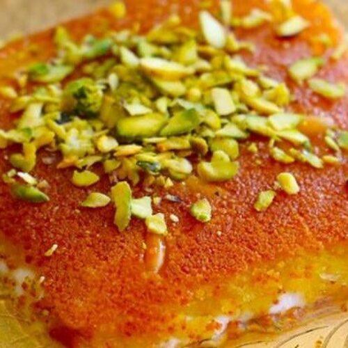 Κανταΐφι της Ναμπλούς, το εθνικό παλαιστινιακό γλυκό