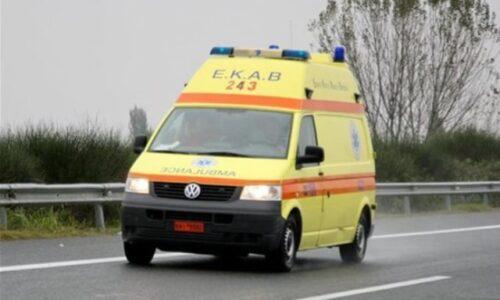Αλεξάνδρεια: Τροχαίο με θανάσιμο τραυματισμό 41χρονου οδηγού