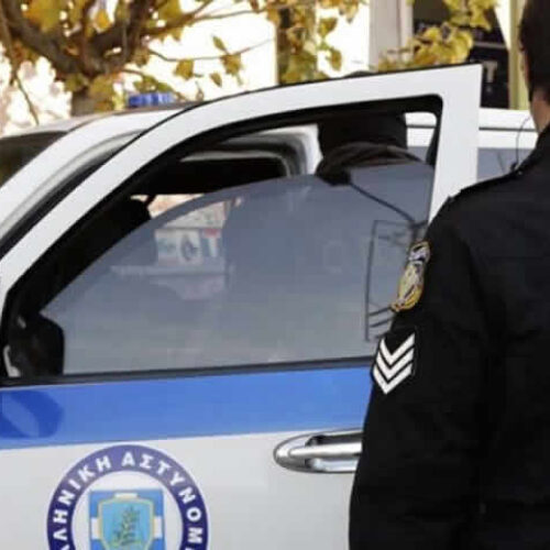 Εξιχνίαση κλοπής από το Τμήμα Ασφάλειας Βέροιας