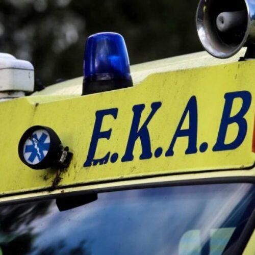 Τροχαίο στην Ημαθία / Νεκρός 49χρονος οδηγός