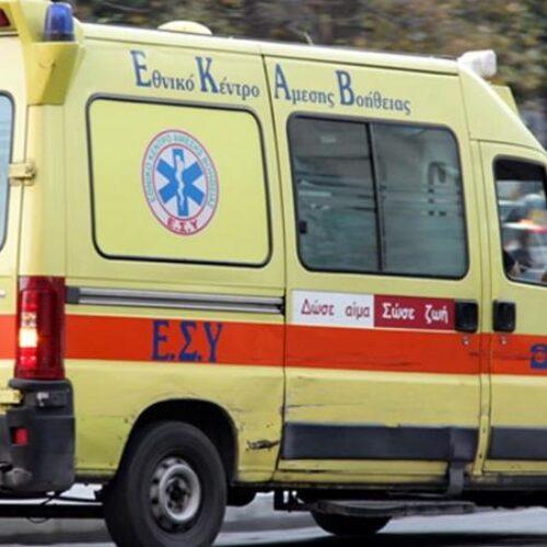 Σέρρες: Τροχαίο δυστύχημα με νεκρό 24χρονο οδηγό