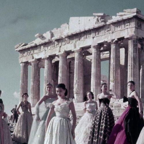 """""""Ο οίκος Dior στην... Ακρόπολη! / Τελικά ήταν όπως νομίζαμε…"""" γράφει η Δήμητρα Μυρίλλα"""