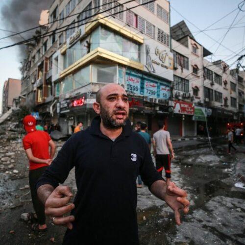 Εργατικό Κέντρο Νάουσας: Κάλεσμα σε συγκέντρωση υπέρ του παλαιστινιακού λαού, ενάντια στην ισραηλινή βαρβαρότητα