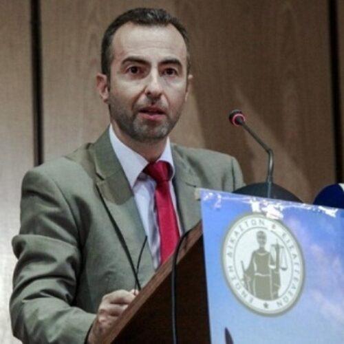 """Πρόεδρος Ένωσης Δικαστών και Εισαγγελέων: """"Οι νέες αλλαγές στα εργασιακά στη λογική των αντιμεταρρυθμίσεων του ευρωπαϊκού εργατικού δικαίου"""""""