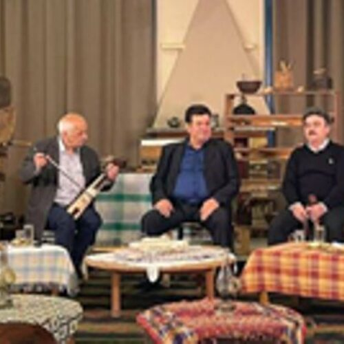 Μουσική παραδοσιακή παραγωγή της Εύξεινου Λέσχης Βέροιας, Σάββατο 29 Μαϊου