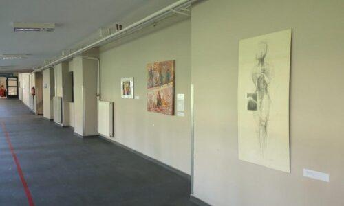 Παράταση των εικαστικών εκθέσεων της καλλιτεχνικής ομάδας FireArt στα νοσοκομεία