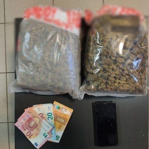 Βέροια: Συνελήφθη επ' αυτοφώρω τη στιγμή που παρελάμβανε δέμα με ναρκωτικά