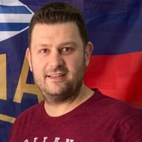 Συλλυπητήριο για τον αδόκητο θάνατο του Γιάννη Χασιώτη από την ΠΑΕ Βέροια
