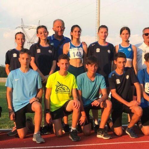 """Επτά μετάλλια για τους νεαρούς του """"Βικέλα"""" Βέροιας από το Παν/νιο Πρωτάθλημα Στίβου (Κ-16)"""