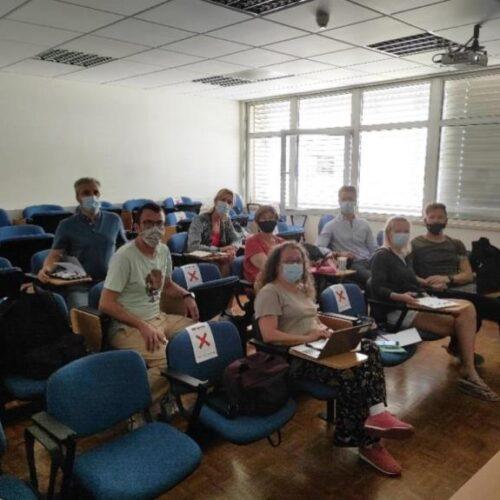 Εκπαιδευτικοί του 16ου Δ.Σ Βέροιας στην Πορτογαλία με το Erasmus