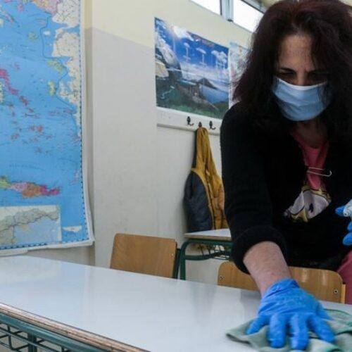 Λάζαρος Τσαβδαρίδης: Να μετατραπούν σε πλήρους απασχόλησης οι συμβάσεις των σχολικών καθαριστριών