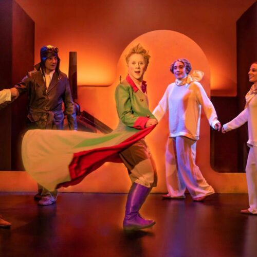 """Βέροια / Θέατρο Άλσους: """"Ο Μικρός Πρίγκιπας"""", Πέμπτη 01 Ιουλίου"""